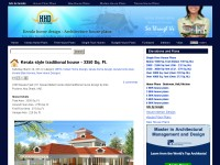 Kerala home design - Architecture house plans