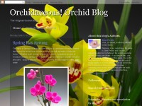 Orchidaceous Blog