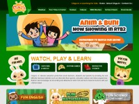 Cikgu.tv - Fun e-Learning for kids