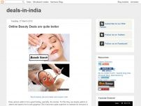 Deals in India & discount offers