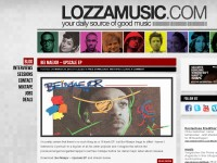 LozzaMusic.com - GOOD Music, Every Day