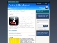Positive Self Development