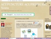 ACUPUNCTURE ACUPRESSURE, Noida