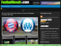 Football Streaming Revolt Goals and Live Matches