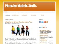 Plus Size Models | Become a Plus Size Models