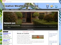 Creative wealth hypothesis