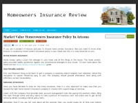 Home Owners Insurance Review
