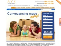Arc property Solicitors:Cheap Conveyancing