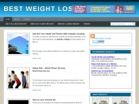 BEST WEIGHT LOSS IDEAS