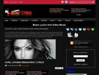 Music Lyrics | Video Lyrics