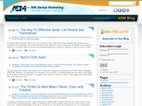 AIM Dental Marketing Blog
