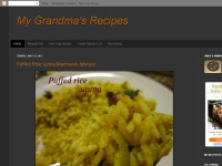 My Grandma's Recipes