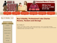 1st Class Movers & Storage- Louisiana & Texas