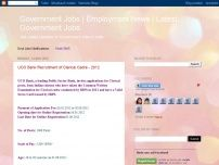Government Jobs | Employment News