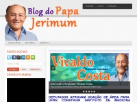 Blog do Papa Jerimum