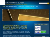 Black Hawk Mines Bulletin