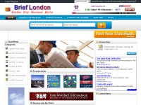 Brief London - London City Business Portal