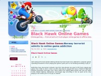 Black Hawk Online Games
