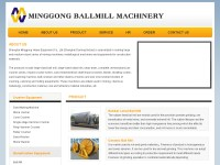The difference between Ball Mill and Raymond Mill