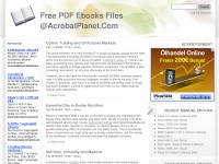 Free PDF Ebooks Files