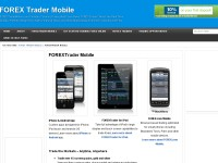 FOREX Trader Mobile,  Forex News, FOREX Monthly Fu