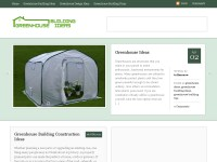 Greenhouse Building Ideas | Greenhouse Design Idea