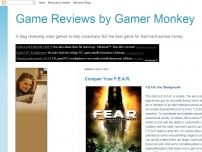 Game Reviews by Gamer Monkey
