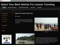 Select Your Best Vehicle For Leisure Traveling