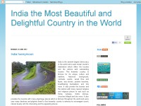 India the most beautifull country