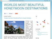 Worlds most beautiful honeymoon destinations