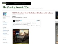 The Coming Zombie War