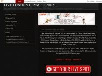 LIVE LONDON OLYMPIC 2012