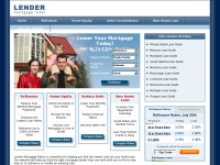 Lender Mortgage Rates