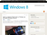 Blog de windows 8