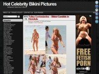 Hot Celebrity Bikini Pictures