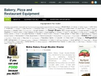 Restaurant Equipment, Bakery Equipment