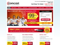 Best COMCAST DEALS & Promotions 2012