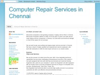 Computer Repair Services in Chennai