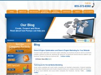 Web Design, Social Media Marketing & SEO Blog