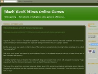 Blogger:Black Hawk Mines Online Games