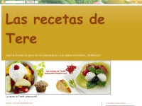 Tere´s Recipes