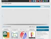 Canales de TV online gratis - Free online TV Channels