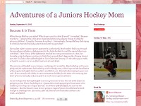 Adventures of a Juniors Hockey Mom