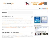 Jumia, Nigeria's online shopping solution