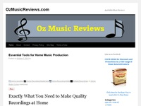 Oz Music Reviews
