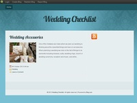 The best wedding checklist