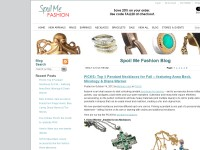 Spoil Me Fashion is an online jewelry boutique