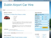 Dublin airport rental car