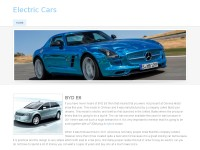 The new electric cars