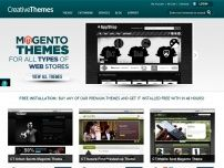 Best Free and Premium Magento Themes